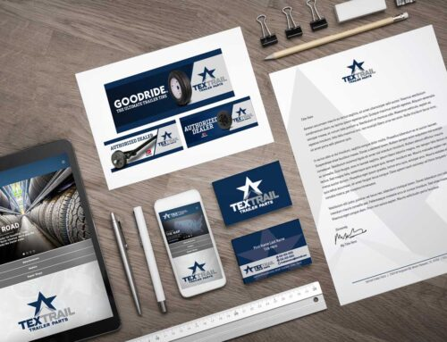 TexTrail Branding & Collateral