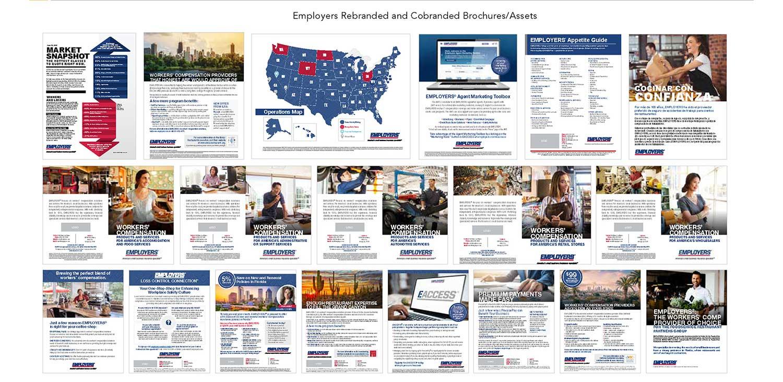 Employers brochure assets