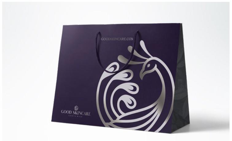 Good Skincare shopping bag