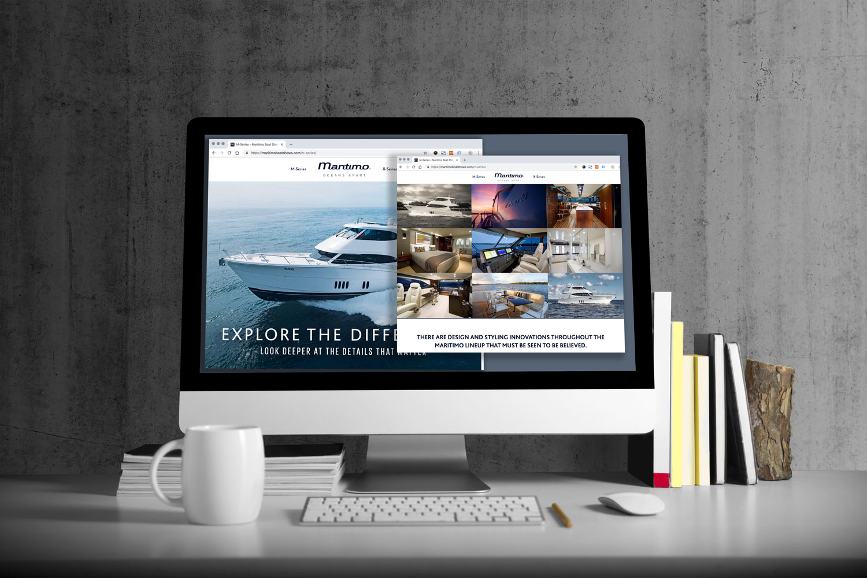 Maritimo Ad Campaign