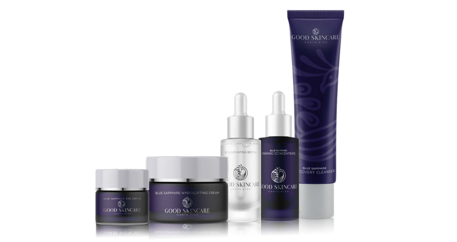 Good Skincare Packaging and Products